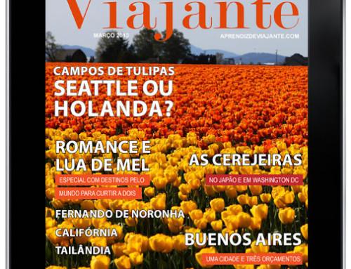 Artigo sobre Buenos Aires na revista Aprendiz de Viajante