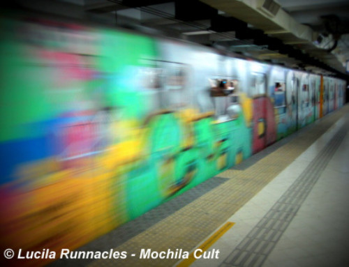Intercâmbio RBBV – Lucila Runnacles, Mochila Cult